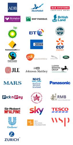 Alumni logos