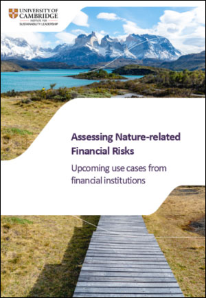 Assessing Nature-related Financial Risks