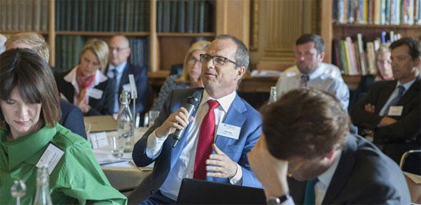 Catalysing collaboration between organisations