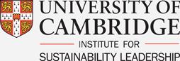 Cambridge Institute for Sustainability Leadership logo