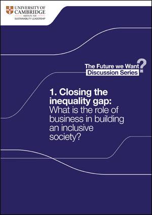 Closing the inequality gap