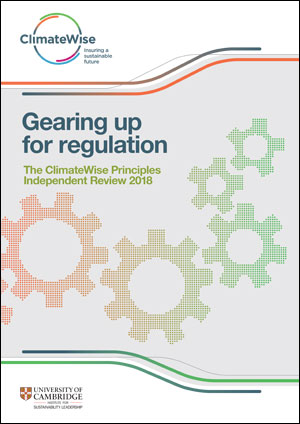 Gearing up for Regulation