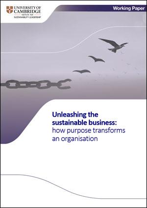how purpose transforms an organisation