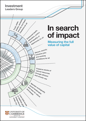 In search of impact