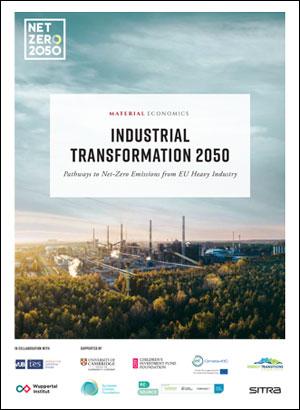 Material Economics   Industrial Transformation