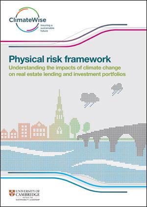 Physical Risk Framework