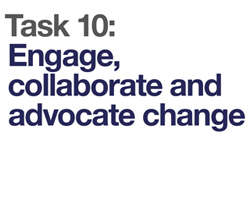 Harness communications for positive change