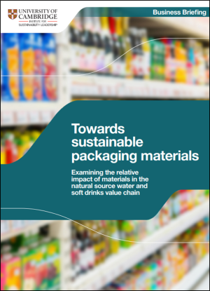 Towards sustainable packagin materials