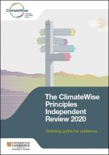 Climate Wise Principles 202