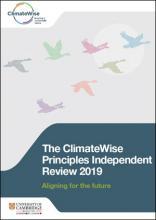 Climate WisePrinciples 2019