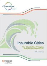 ClimateWise Principles review