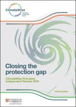 ClimateWise Principles Independent Review 2016