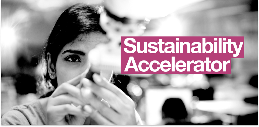 1 Top of Homepage   Sustainability Accelerator 883x431