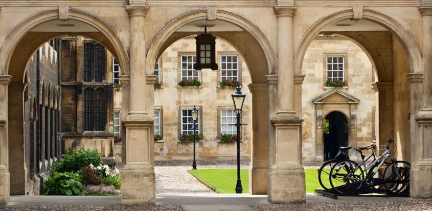 Cambridge Cloisters