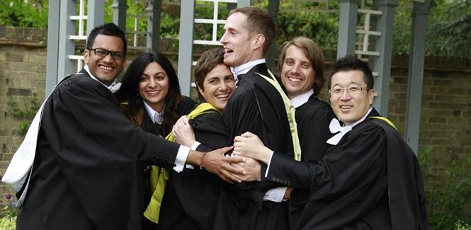 Graduates from CISLs Master of Studies in Sustainability Leadership
