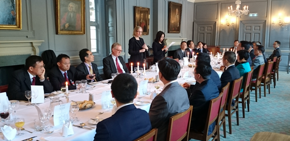 CISL welcoms 24 senior officials from the Chinese province of Guangdong for a bespoke Sustainability Leadership Training Programme