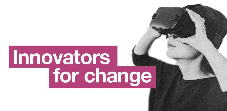 Innovators for change