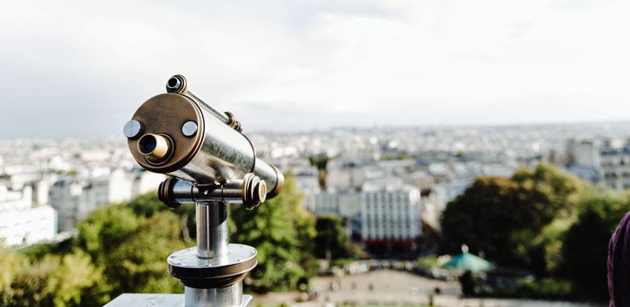 Paris telescope