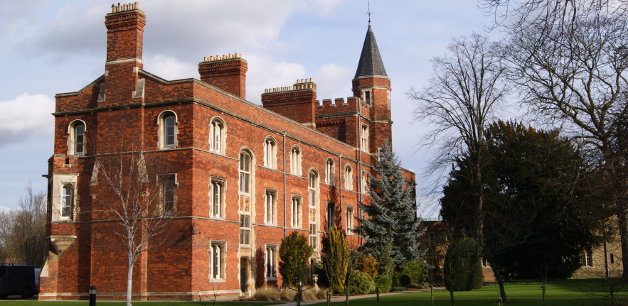 The Quincentenary Library at Jesus College